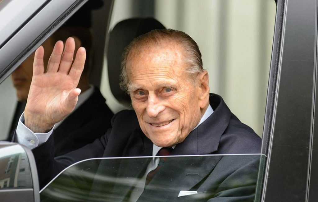 The Queen's Husband Prince Philip Has Passed Away Aged 99