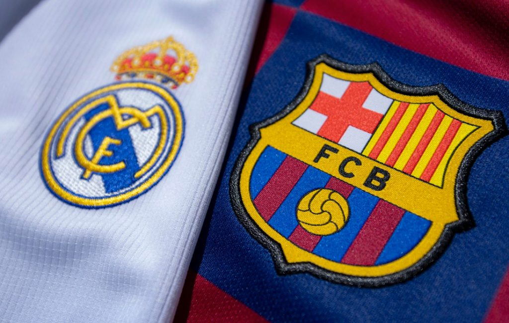 Real Madrid and Barcelona Meet in a Decisive Clasico