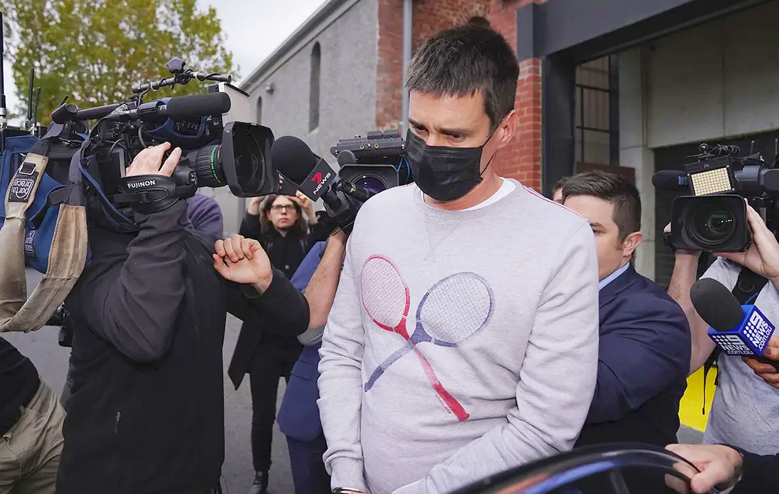 Australian Gets 10-Months Jail Sentence for Filming Dying Officers