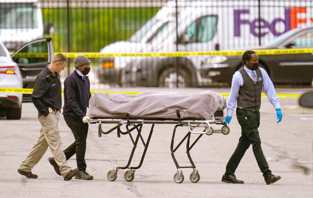 Authorities Identify Shooter at FedEx Facility in Indianapolis
