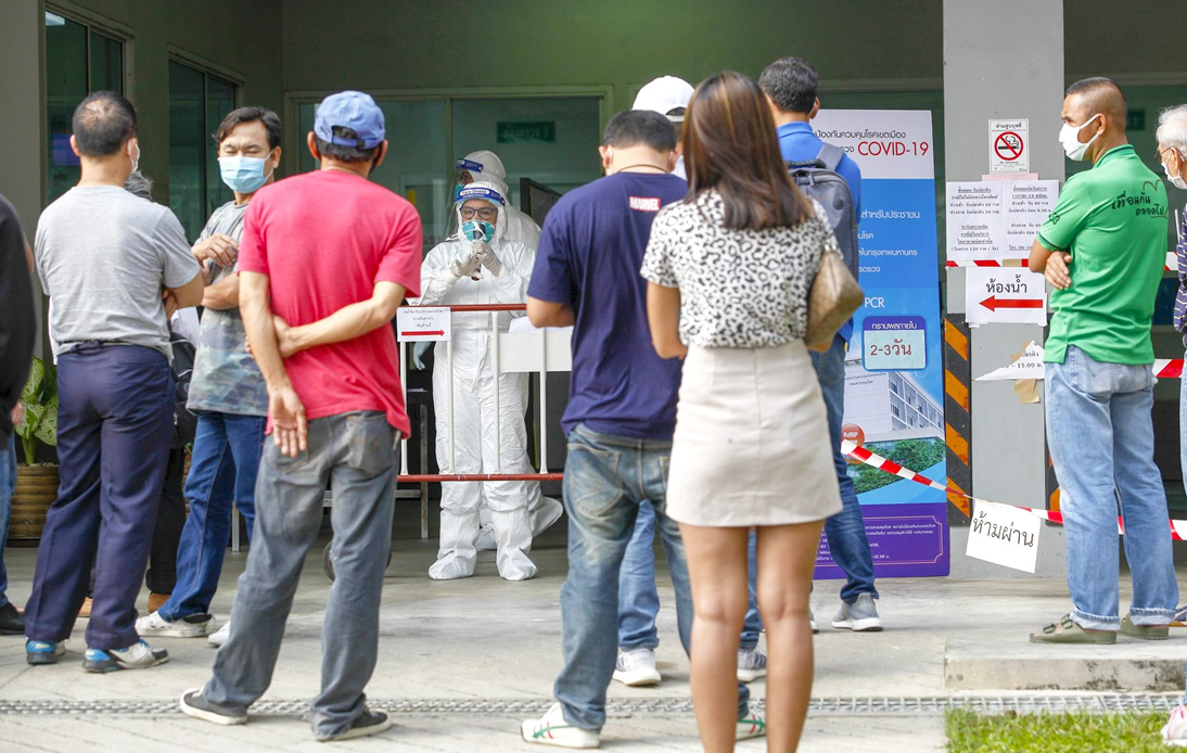 Authorities Report 15 New Coronavirus-Related Deaths and 2,012 New Cases