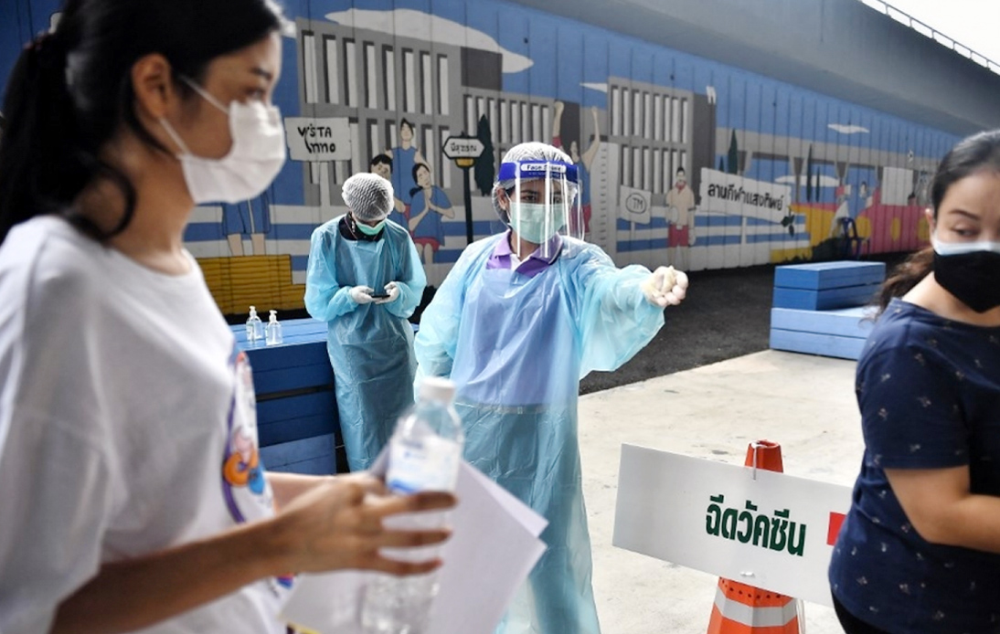 Thailand Records New Daily Record of 985 COVID Cases