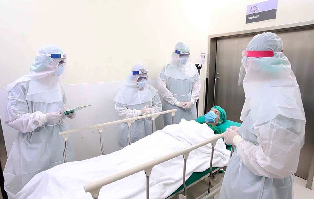 Two Deaths and 1,458 New COVID-19 Cases on Wednesday