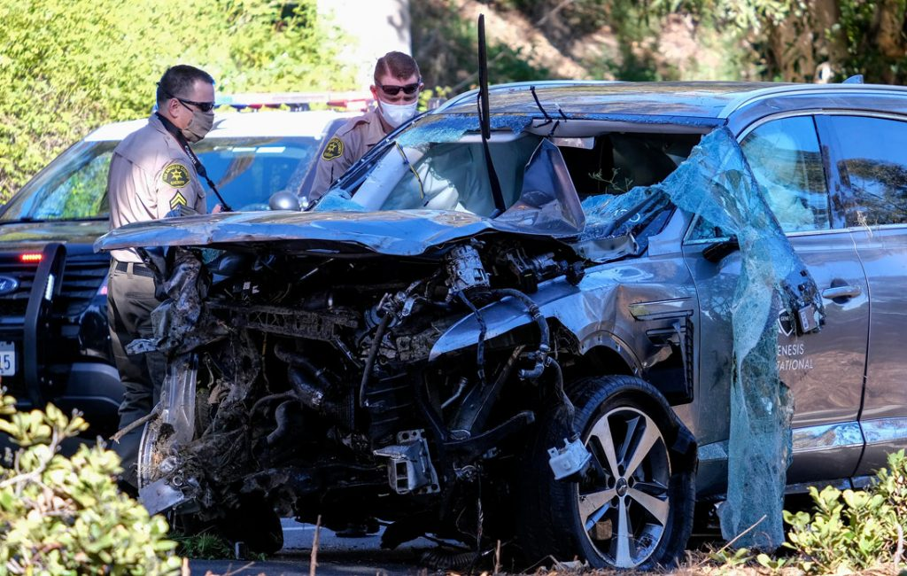 Tiger Woods Was Speeding at the Time of Car Accident