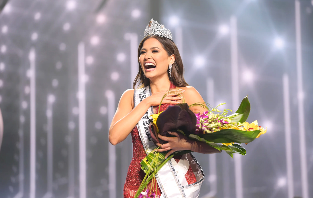 Miss Mexico Andrea Meza Is Winner of Miss Universe