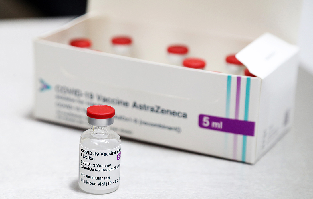 Health Ministry Says AstraZeneca Vaccines Will Be Available As Planned