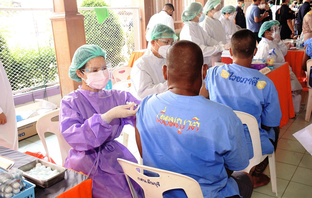 Growing Coronavirus Outbreak Hits Hard Thailand's Overcrowded Prison System