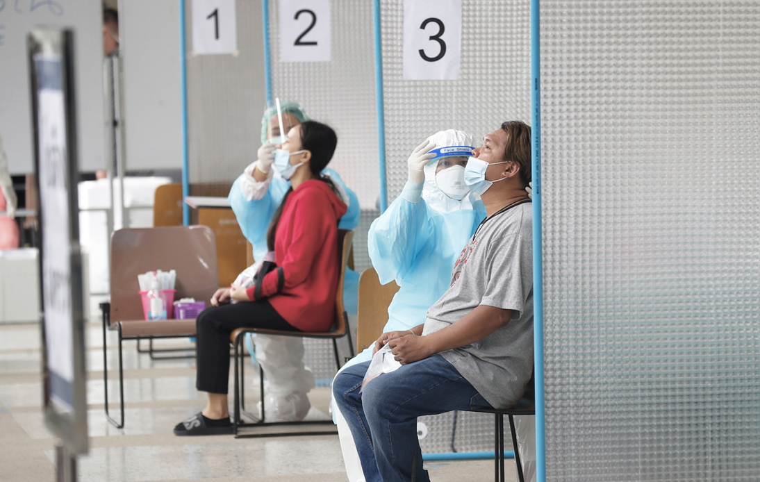Thailand Reports Record 21 Coronavirus-Related Deaths and 1,891 New Cases