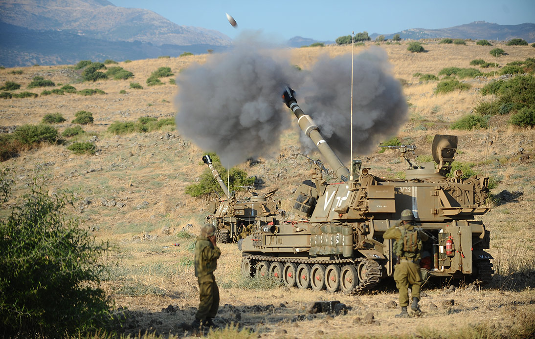 Israel Ground Forces Join Offensive As Israel-Gaza Fighting Intensifies