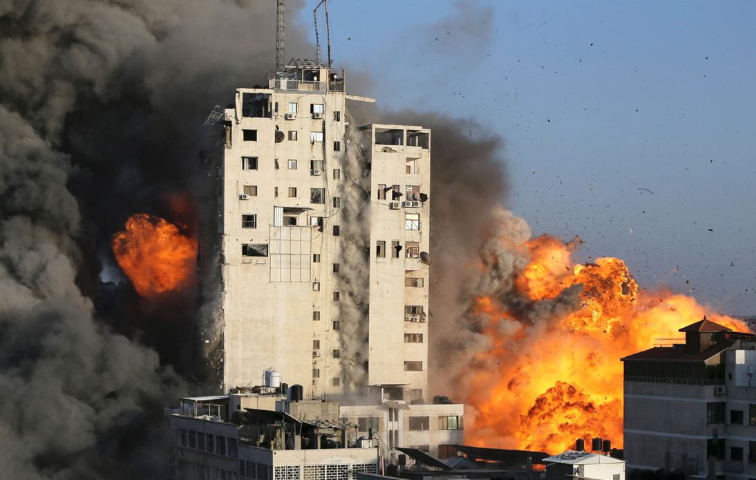 """UN Warns of """"All-Out War"""" Israelis and Palestinians Vow To Escalate Fighting"""
