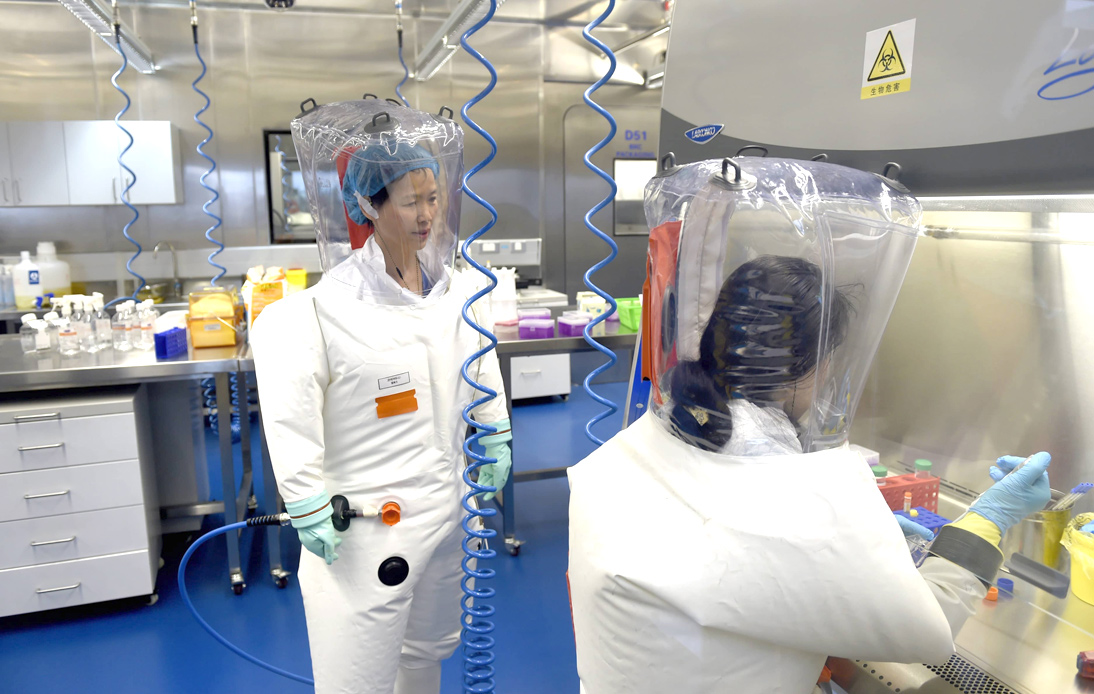 Lab-Leak Theory Gains Traction As Biden Orders COVID-19 Origin Investigation