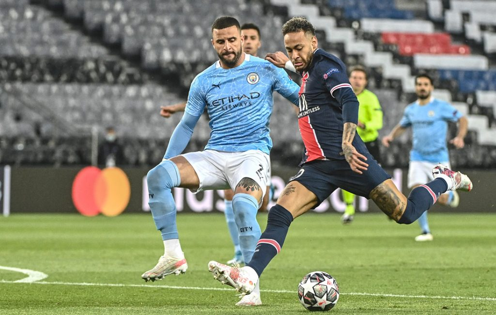 Manchester City Overpower PSG To Qualify for UCL Final