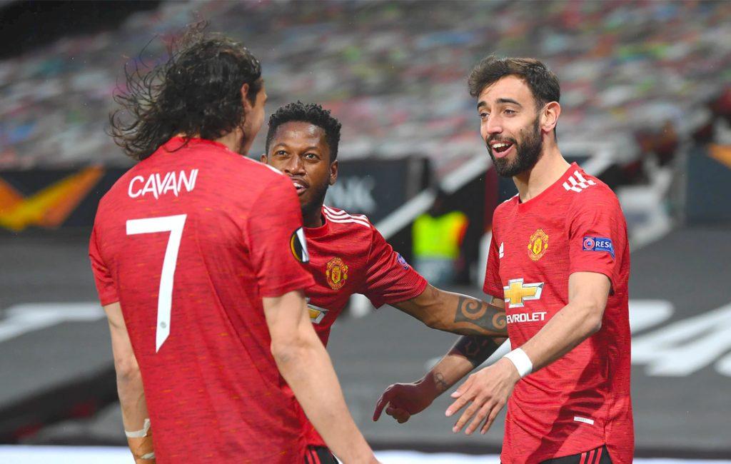 Manchester United Advance to UEFA Europa League Grand Final