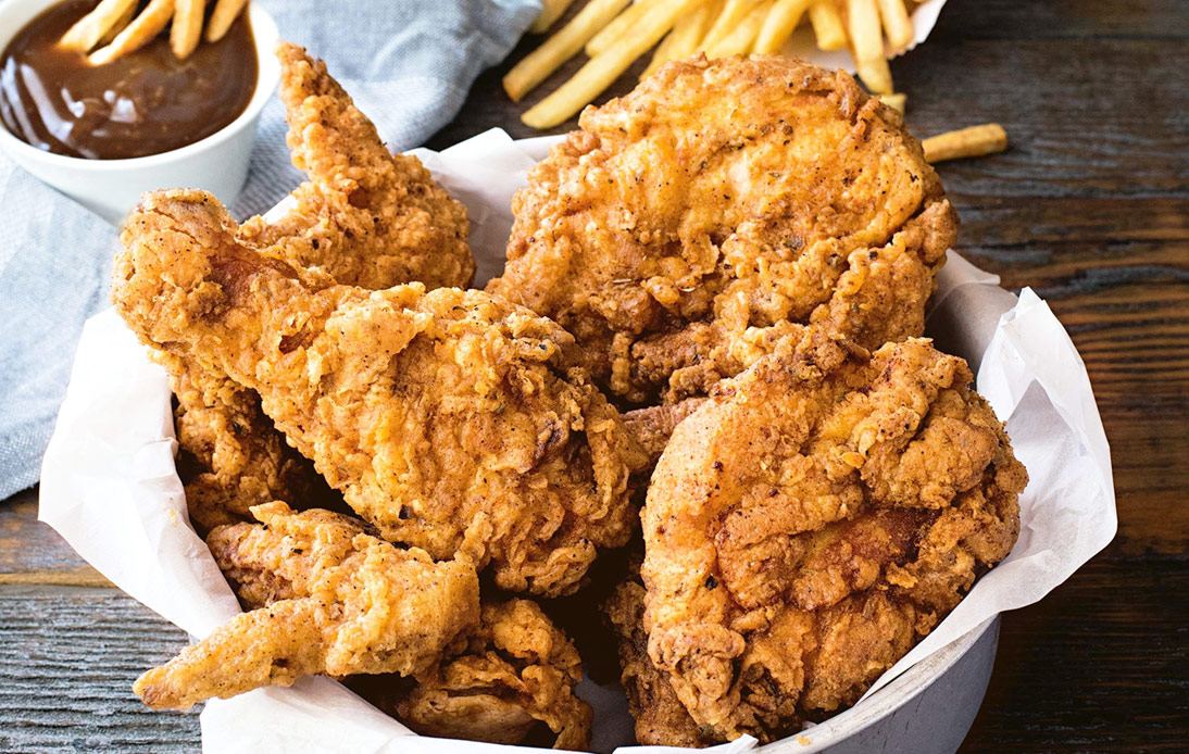 US Faces Poultry Shortage Amid Fried-Chicken and Wings Craze