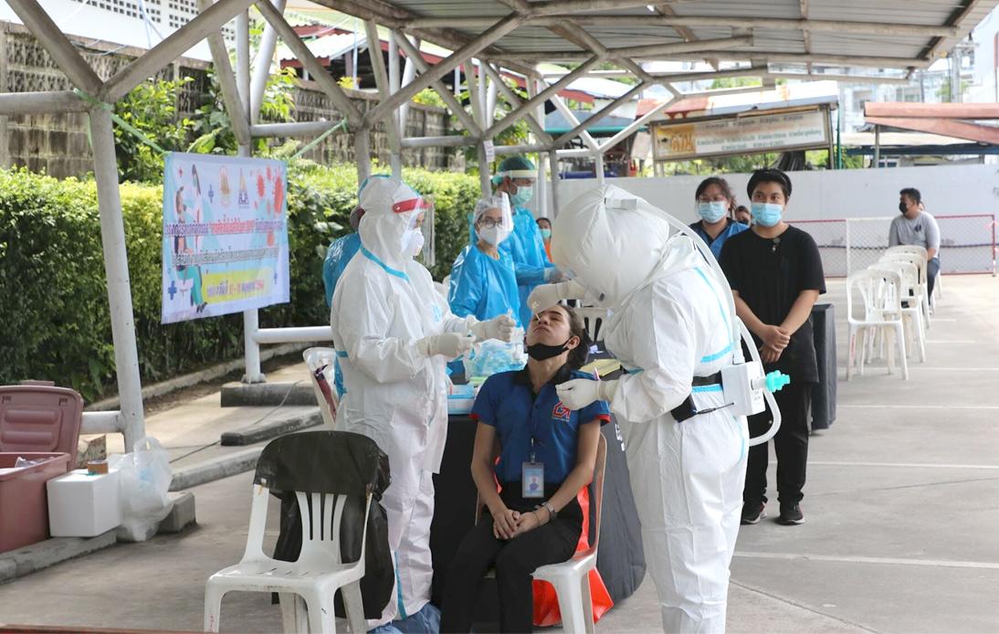 Plans To Reopen Phuket Are Still Underway Despite COVID-19 Upsurge