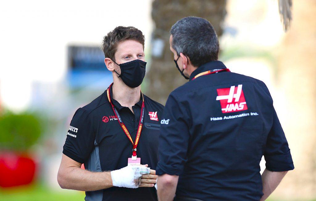 Romain Grosjean To Return to F1 Following Serious Accident