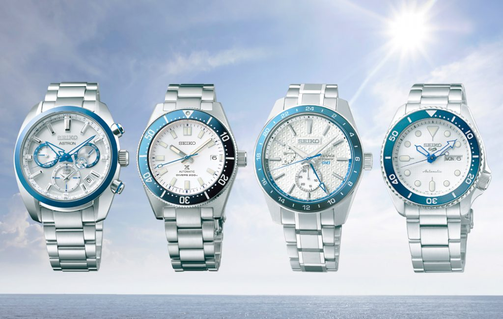 Seiko Launches Limited-Edition Watches To Mark 140 Years