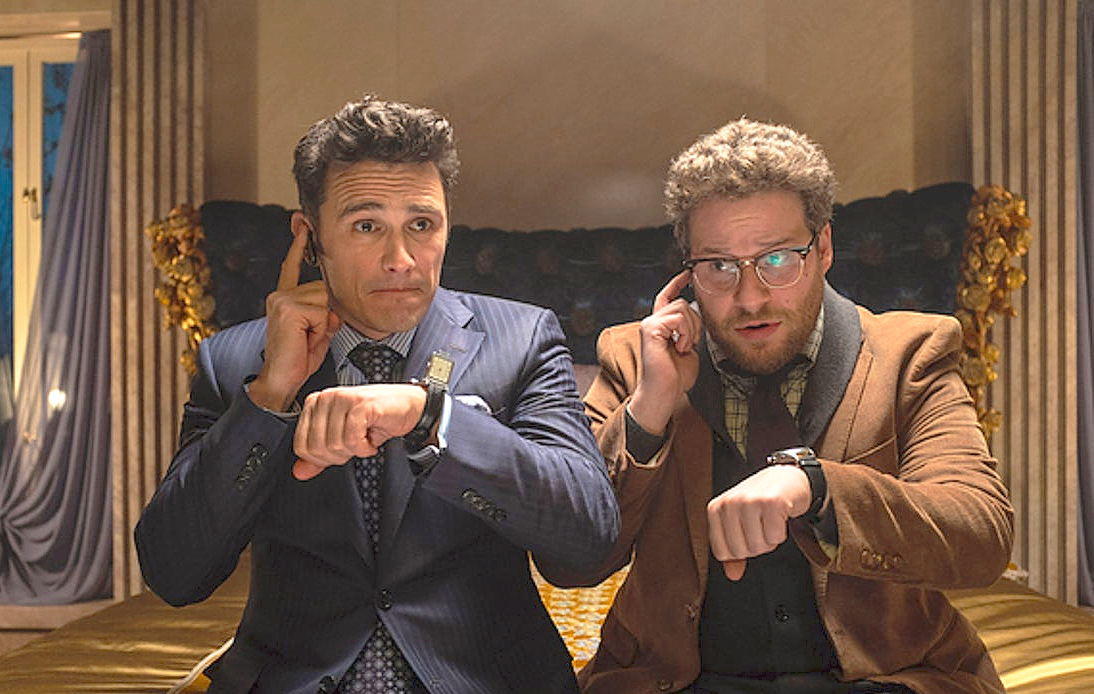 Seth Rogen Has Ruled Out Working With James Franco Again
