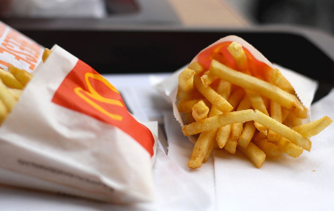 Get Free Fries at McDonald's Thailand if You're Vaccinated