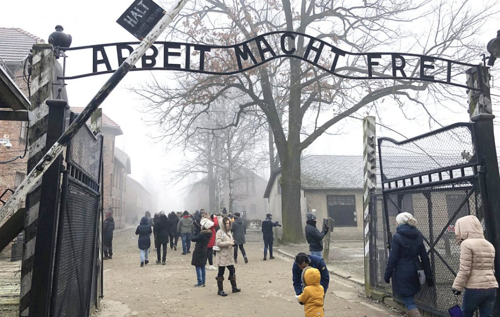TripAdvisor Apologizes for Insensitive Review of Auschwitz Museum in Poland