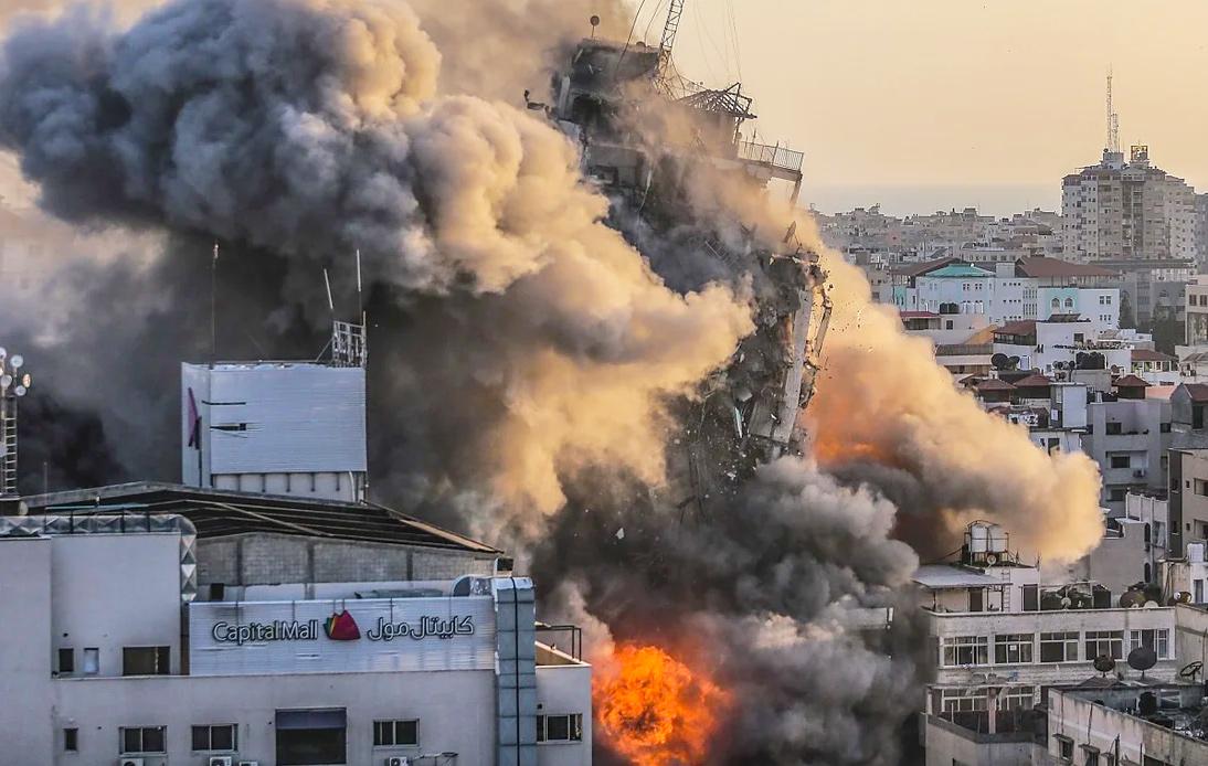 US Sends Envoy for De-Escalation Talks As Israel-Gaza Conflict Intensifies
