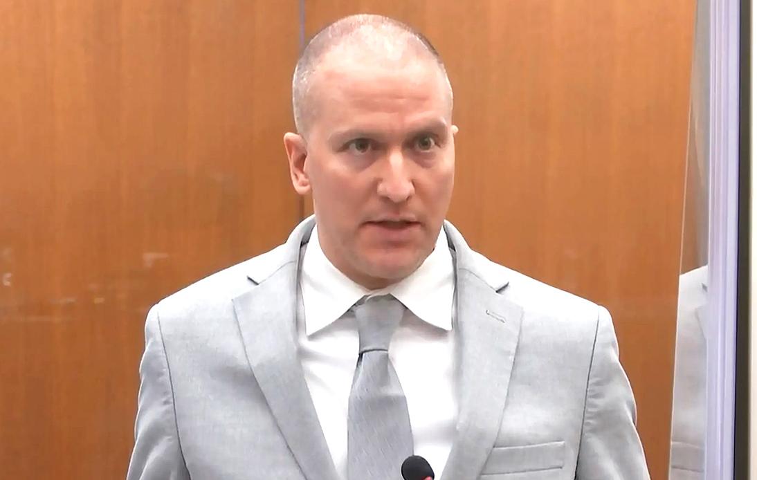 Derek Chauvin Sentenced to 22.5 Years for Murdering George Floyd