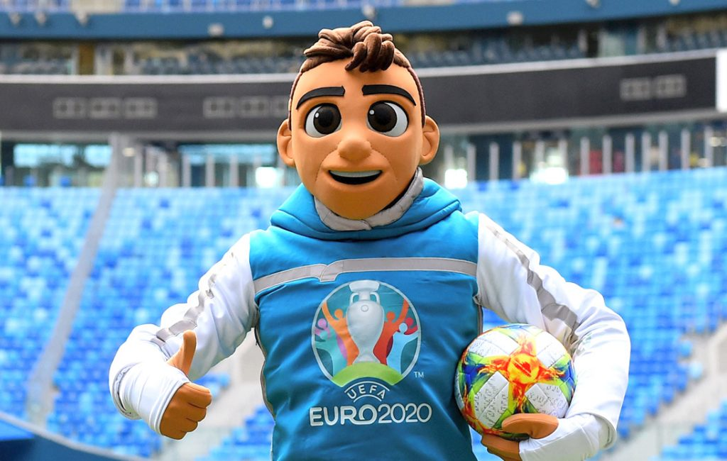 Euro 2020 Ready To Scare Away the COVID Ghost