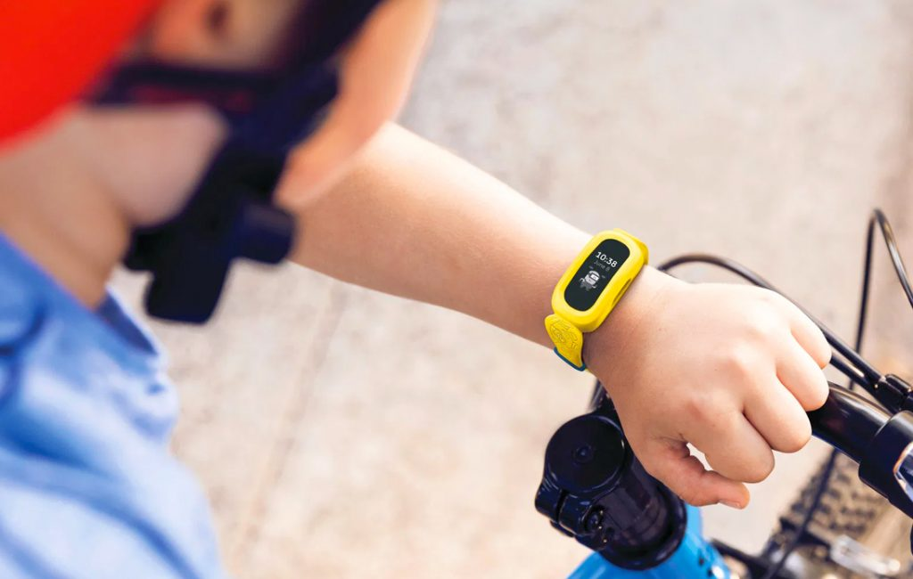 Fitbit's Minions-Inspired Activity and Sleep Tracker for Kids
