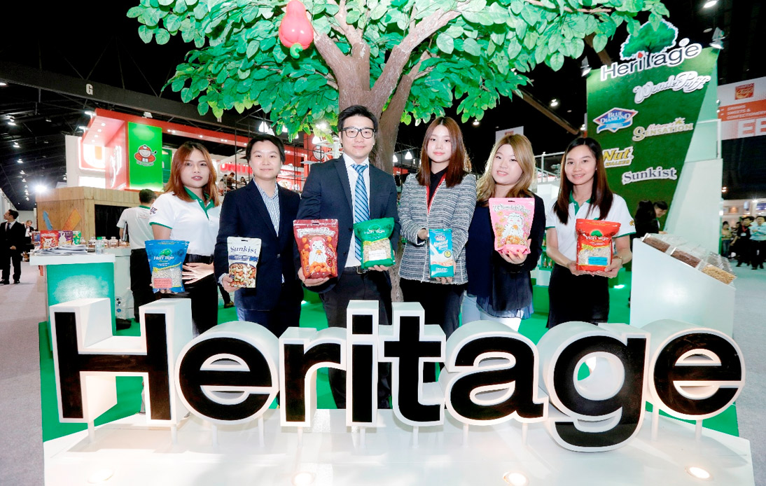 Heritage Group Uses Hybrid Model To Showcase New Products
