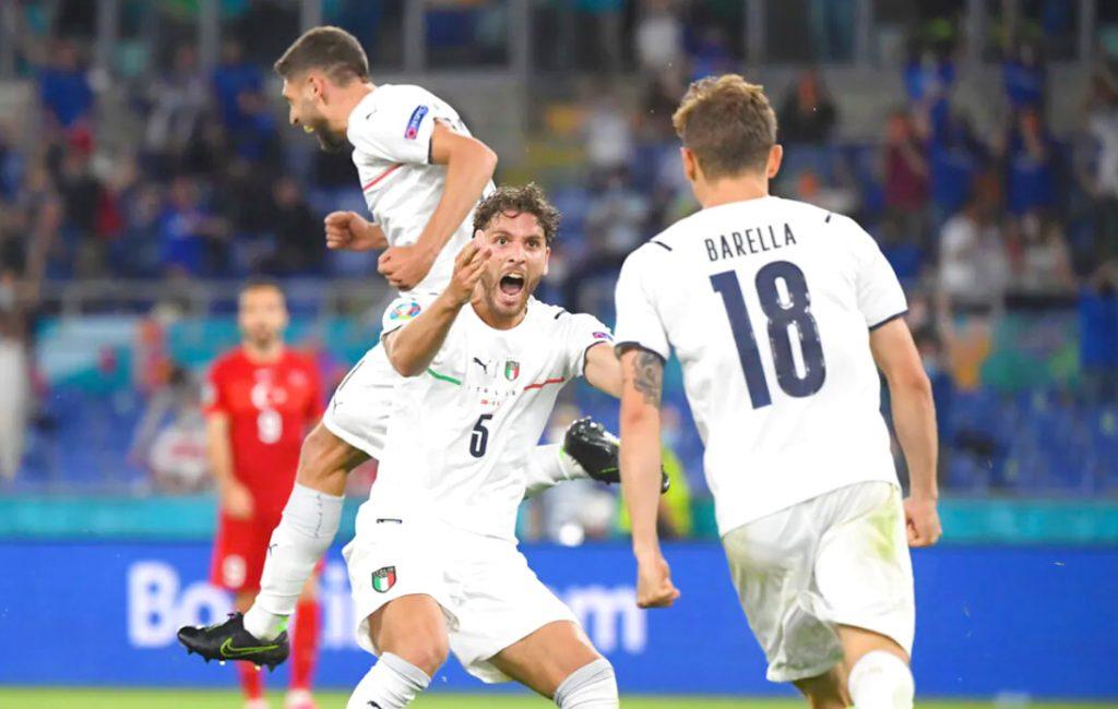 Italy Kick Off EURO 2020 By Thrashing Turkey 3-0