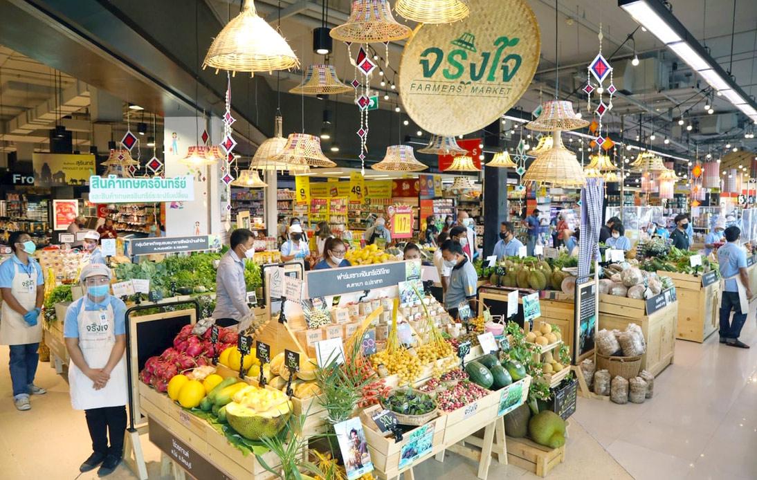 Central Expands Its Chiang Mai Organic Market to Bangkok