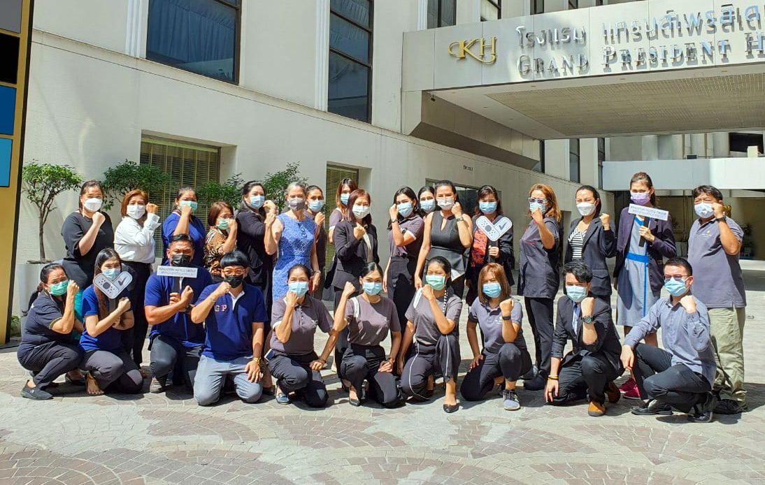 Kingston Hotels Group Has Now Vaccinated All of Their Staff
