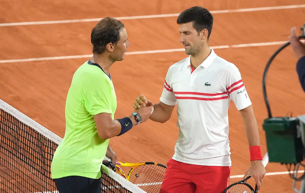 Novak Djokovic Stops Rafael Nadal's French Open Reign