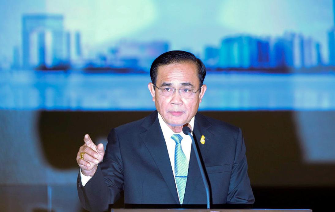 Prayut Confirms His Plan To Serve Full Prime Minister Term