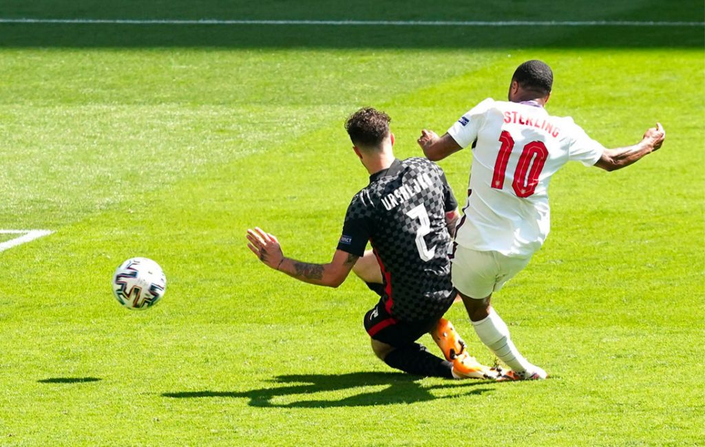 Sterling Leads England to Tight Victory at Euro 2020
