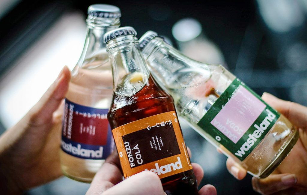 Wasteland Launch Unusual New Flavours of Tasty Craft Sodas