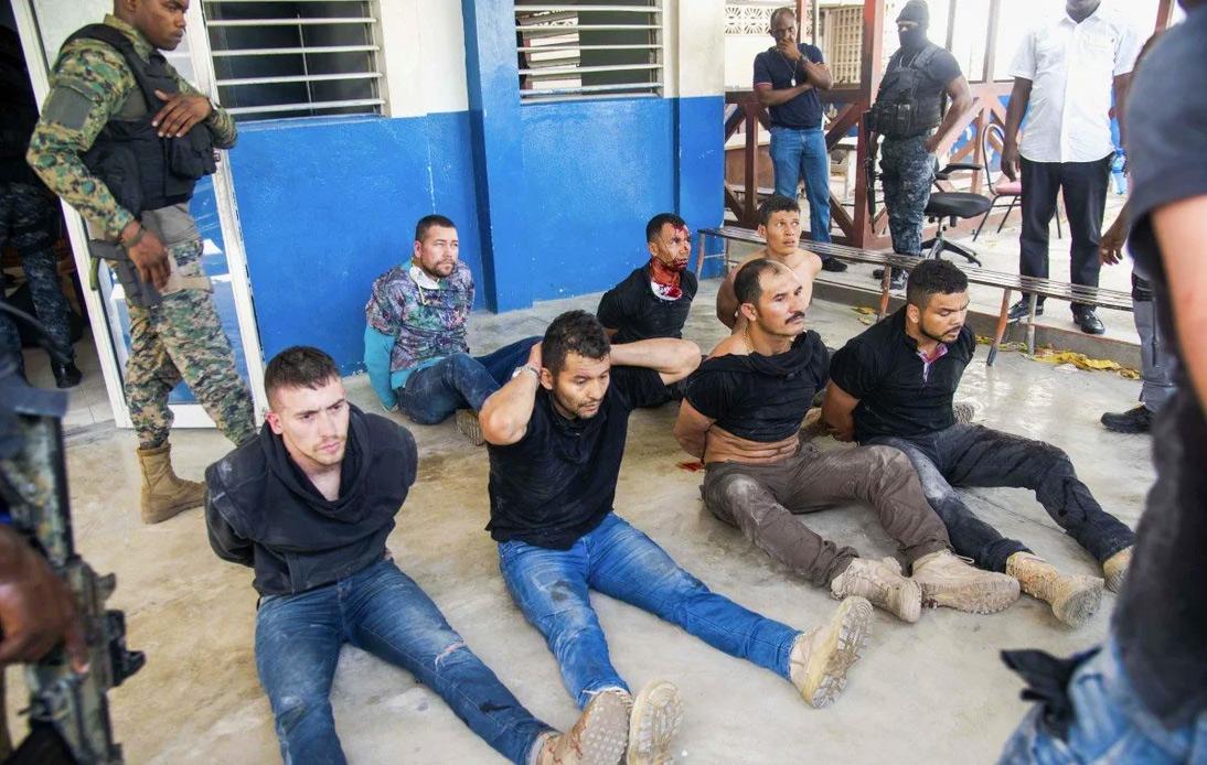 Armed Mercenaries Killed the Haiti President Jovenel Moïse