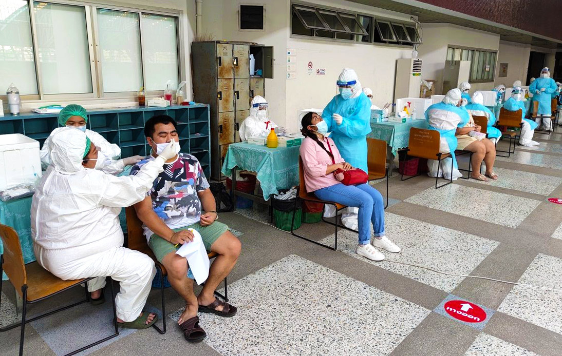 Record 61 Coronavirus-Related Deaths, 6,087 New Cases
