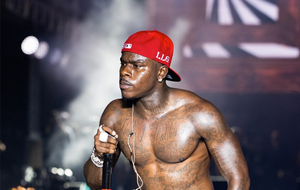 DaBaby Defends HIV and Gay Remarks Amid Backlash