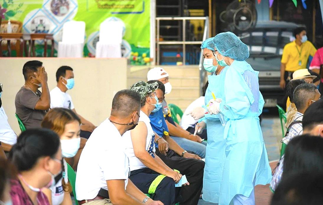 Bangkok: 70% of Covid-19 Patients Battling Delta Variant