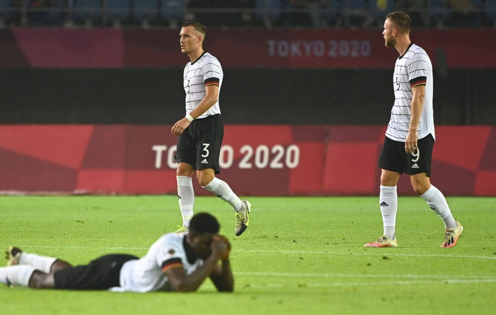 Brazilian Carnival and German Failure in Men's Olympic Football
