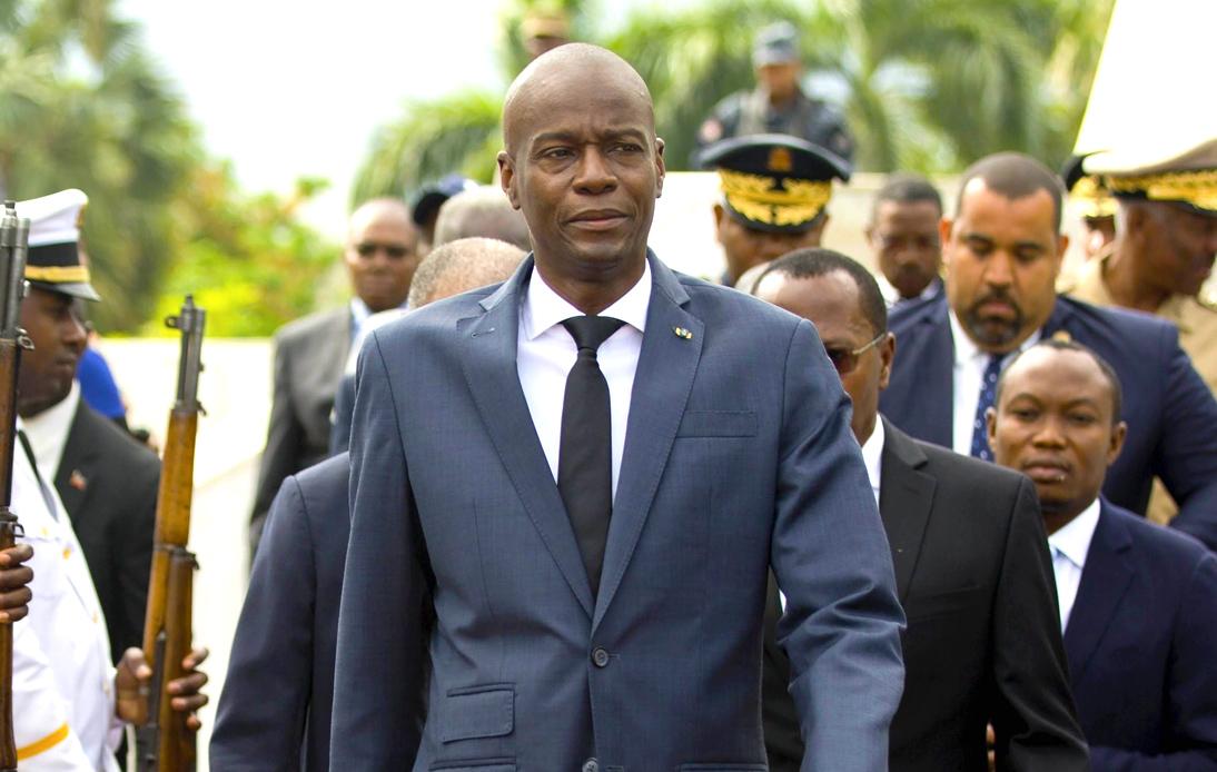 Haiti President Jovenel Moïse Assassinated in Armed Attack