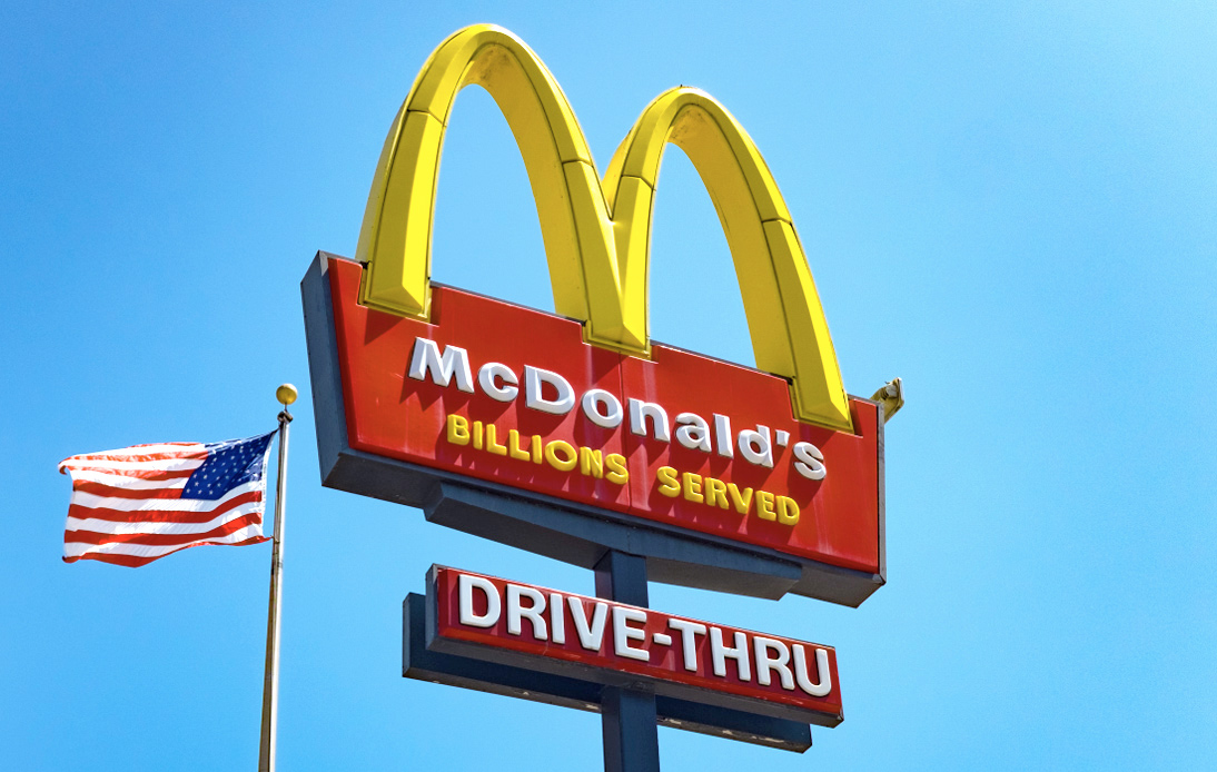 Man Threatens To Blow Up a McDonald's Over Lack of Sauce