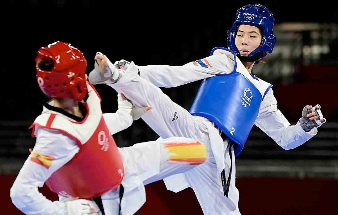 Thai Taekwondo Gold Medallist To Be Greeted in Phuket Today