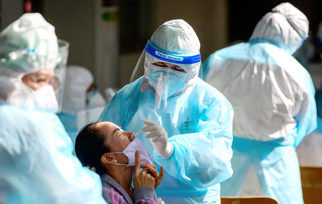 Medical Workers To Receive 500,000 Donated Pfizer Shots