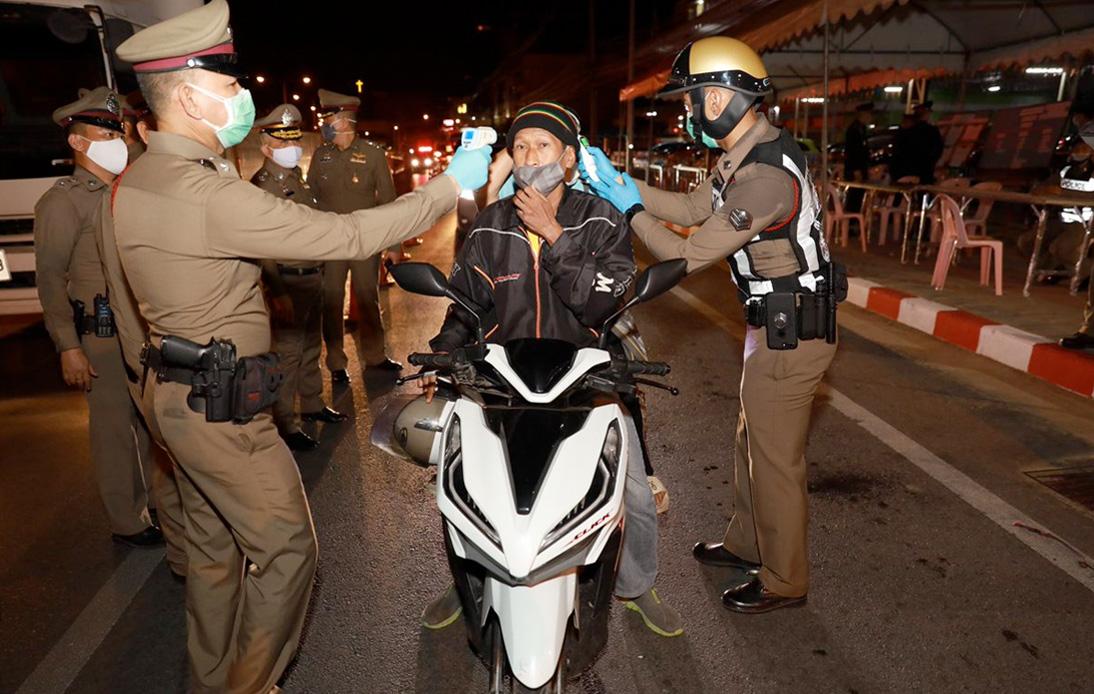 Phuket Tightens Measures for High-Risk Province Arrivals
