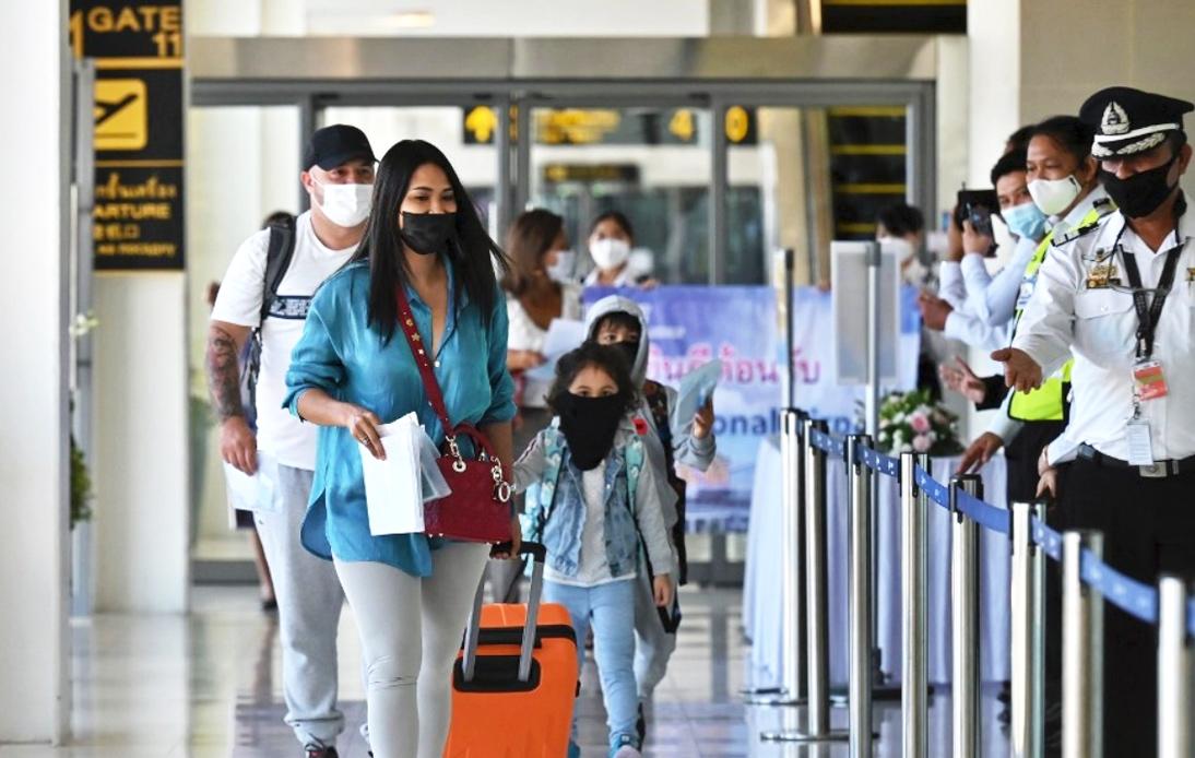 Phuket Sandbox Scheme: First International Visitors Arrive