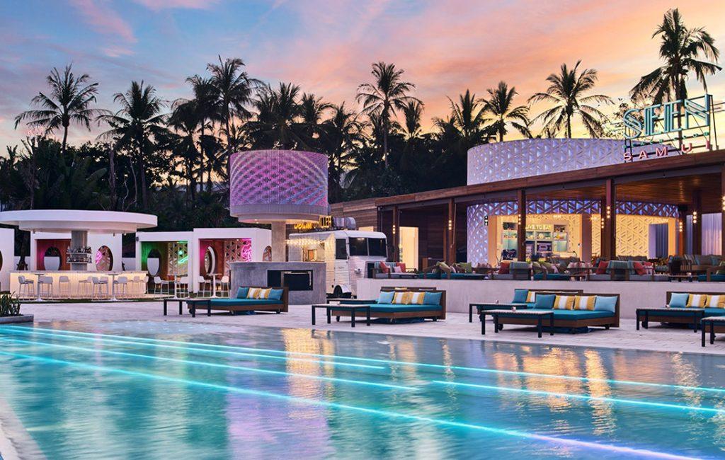 Luxury Market Awards for SEEN Samui and Soho Hospitality