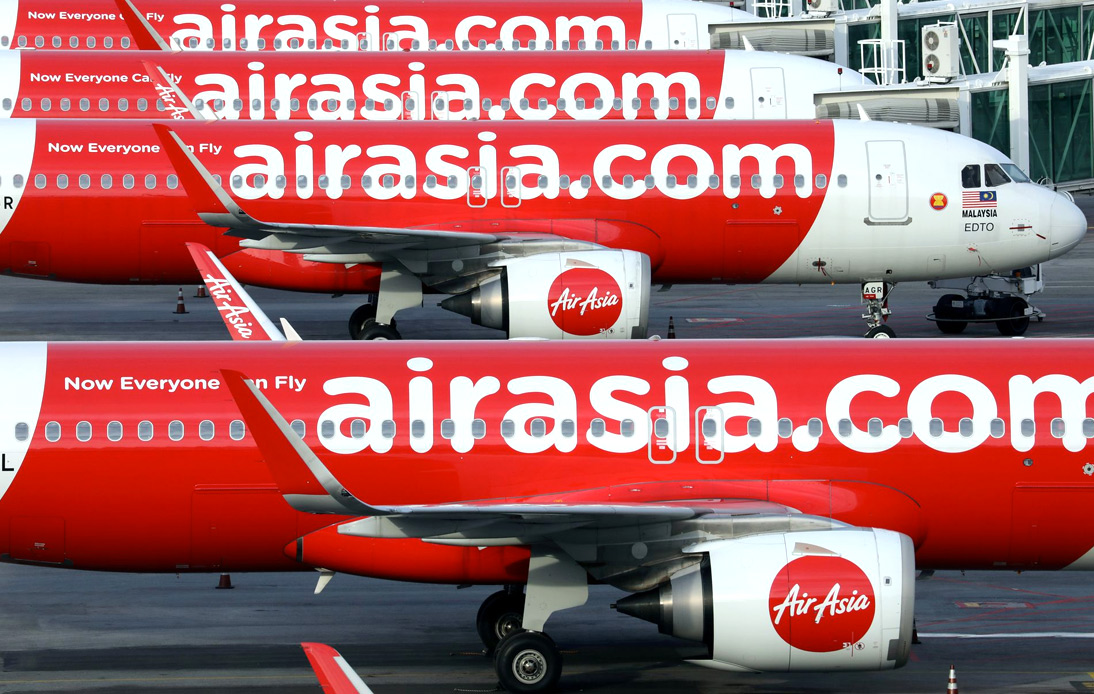 Thai AirAsia Domestic Flights Suspended for the Rest of July