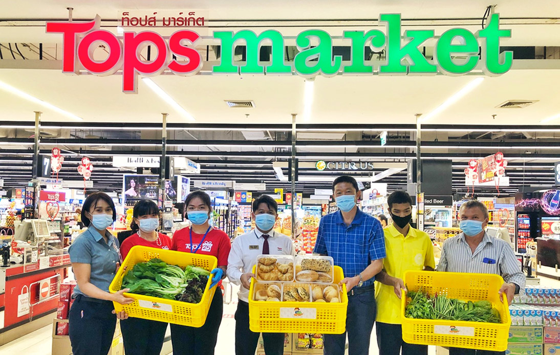 Tops and FamilyMart: Locked Price Goods Will Be in Stock